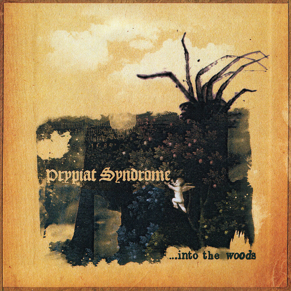 Prypjat Syndrome / Matthias Marggraff / CD-Cover: Into The Woods (2011)